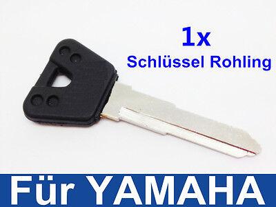Schlüssel Rohling für YAMAHA FZR600 GTS1000 TDM850 XT600E DRAG STAR