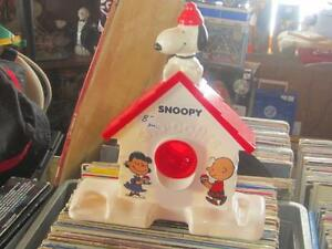 2 different Snoopy Sno-Cone Machines $8 each - BOTH for $15 Windsor Region Ontario image 1