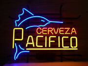 Pacifico Beer Neon Sign