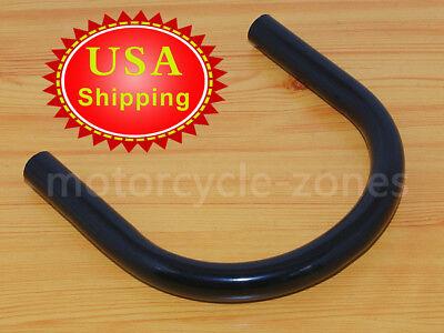 "USA 1/"" 230mm Cafe Racer Seat Frame Hoop Loop End Brat for CB750 CB550 CB500"