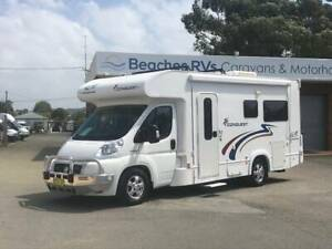 2010 Jayco Conquest Motorhome Valentine Lake Macquarie Area Preview