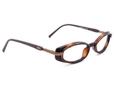 0ff4b380fbd0 Maui Jim Sunglasses FRAME ONLY MJ-124-10 Brown Tortoise Oval 48[]18 135