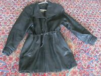 Roomy Danier leather jacket - reduced