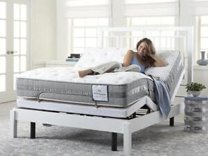 SPECIAL OFFER: SERTA Adjustable Base And Mattress DEAL - Save $1800!