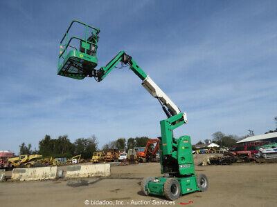 2012 Jlg E300ajp 30 Electric Articulating Boom Lift Man Aerial Jib Bidadoo