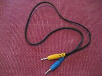 3.5mm to 3.5mm cable