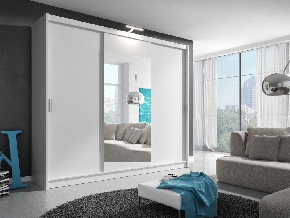 CLASSIC BRAND NEW 2 OR 3 DOOR WARDROBE (SLIDING) MIRRORin Woolwich, LondonGumtree - plz call us 07903198072Dimensions Height 216cm Depth 62cm Width 120 ,150,180, 203, 250cm Specifications 10 Shelves 2 Hanging Rail Flat Pack in Boxes Requires Self Assembly Colours Black, Dark Browm, Grey, Oak Sonoma, Walnut, White
