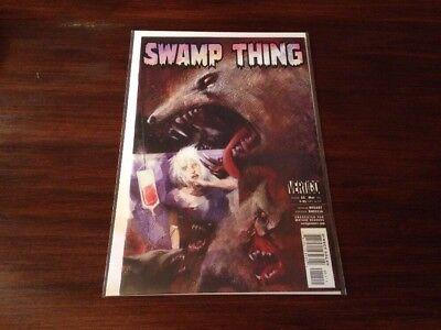 Swamp Thing 11 Vf