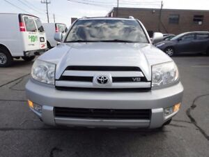 2003 Toyota 4Runner LIMITED EDITION,V8,LEATHER