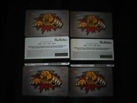 Tim Horton's Moncton Wildcats Loadable Gift Cards