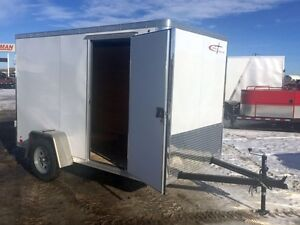2017 Cross Trailers 610S/A Enclosed Cargo Trailer