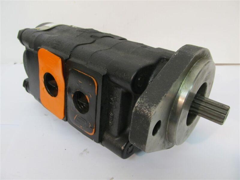 Getman / Parker 494169 / 3129620213, PGP031 Series, Tandem Hydraulic Gear Pump