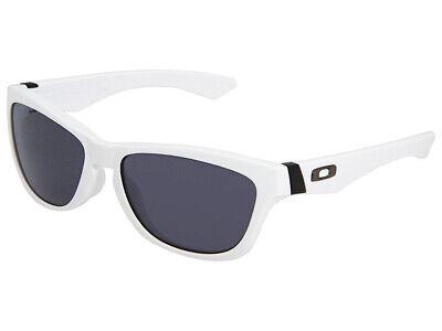 Oakley Jupiter Sunglasses 42-228 Polished (Jupiter Grey)