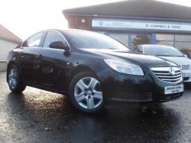 2010 Vauxhall Insignia EXCLUSIV 2.0 CDTI 128 BHP 6 Speed
