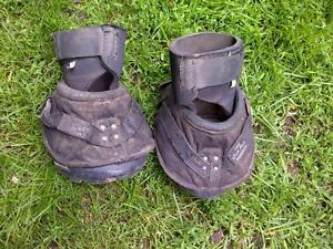 Old Mac Horse Boots $100