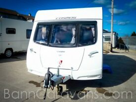 (Ref: 873) 2013 Model Lunar Cosmos 534 4 Berth Motor Mover Included