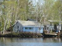 Waterfront Val Caron $78,500 Vacation Property