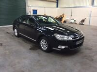 63 Reg Citroen c5 vtr + 1.6 hdi 1 owner low miles guaranteed cheapest in country