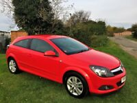 VAUXHALL ASTRA 1.6 SXi, Full Service History, MOT Oct 2018, Drives perfect (red) 2009