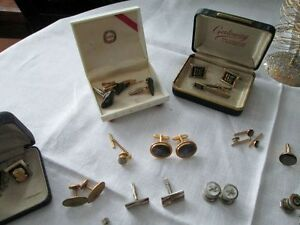 Beautiful Collection of Cuff Links - Tie Clips, Etc. Kitchener / Waterloo Kitchener Area image 3