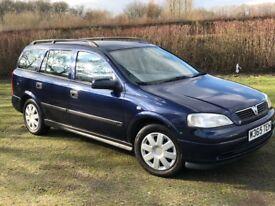 W/2000 Vauxhall Astra 1.6 LS Estate