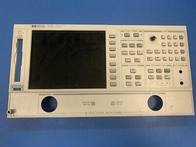 Agilent 8722d 08720-60128 Front Panel Network Analyzer 50mhz-40ghz