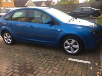 2007 Automatic Ford Focus Superb Drive New MOT