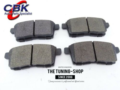 Rear Brake Pads Set D1259 CBK For FORD EDGE LINCOLN MKX MAZDA CX-7 CX-9