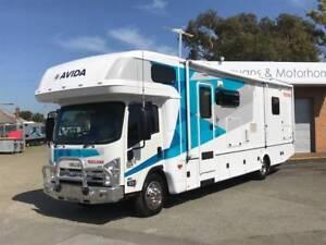 2015 Avida Longreach Motorhome 31ft, Like New Valentine Lake Macquarie Area Preview