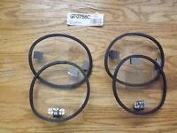 NEW Clear Headlight Covers, fits Acura Integra 94-97