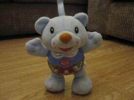 VTech Little Singing Bear (Blue)