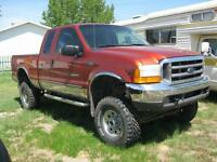 2000 Ford F-250 XLT 4x4 ***price reduced***