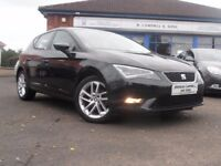 2014 Seat Leon SE Technology Pack 1.6 TDI MOT - 09/06/2018