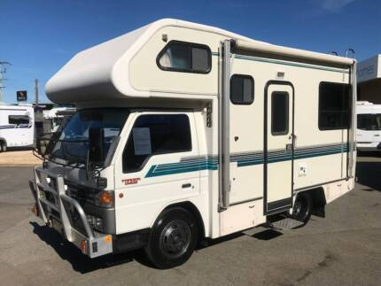 1993 Ford Trader Motorhome Valentine Lake Macquarie Area Preview