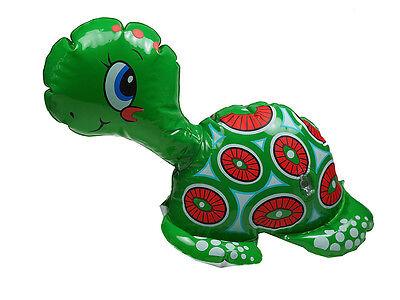 öte aufblasbar Wasserspielzeug Wassertier Badespaß NEU (Aufblasbare Schildkröte)