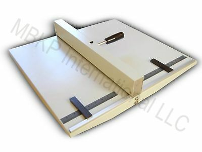 New Paper Creaser - Card Stock Hand Scorer Machine