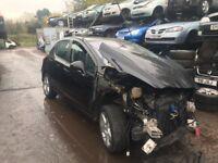 2004 peugeot 308 SE 120 5 Door Hatchback Black 1.6L Petrol BREAKING FOR SPARES
