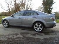 Mazda 6 2.3i Zugara hatch - only 82k with FMDSH & long MOT !