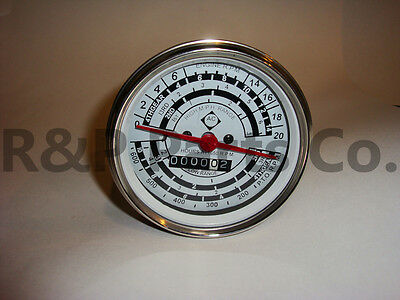 New Tachometer For Allis Chalmers D17 Diesel Clockwise 70230062 70242374 0230062