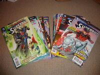 SUPERBOY: THE NEW 52- ISSUES 1 AND 13- 30