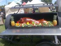BBQ CATERING and PIG ROASTS