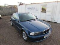 BMW 3 SERIES 320CI SE (blue) 2001