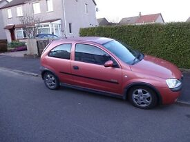 Vauxhall Corsa 1.7 TDi