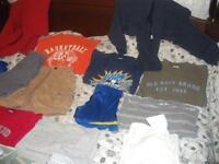 Size 8 boy clothing