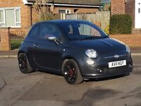 Special Edition 2011 Fiat 500 Matt Black FREE TAX, P/X, Finance, C/Cards Welcome