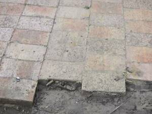 Patio paving bricks, about 15 square metres Forestville Warringah Area Preview