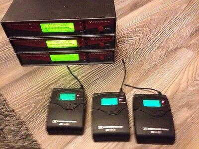 Sennheiser Funkstrecke EW 100 g2 E-Band