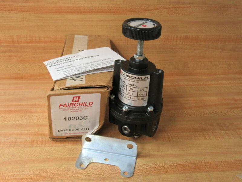 Fairchild 10203C Pressure Regulator
