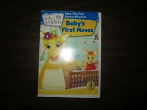 "Baby Einstein - ""Baby's First Moves"" DVD"