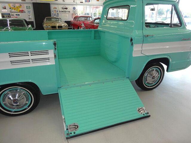 1961 Chevrolet Corvair  1961 Chevrolet Corvair Rampside Pickup Fully Restored 4spd Flawlessly Restored